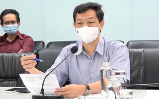 Video: Ông Nguyễn Tri Thức điều hành BV hồi sức COVID-19, xin vắng họp Quốc hội để tập trung chống dịch
