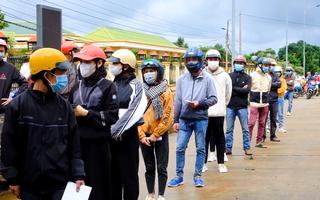 Video: Người lao động ở Đồng Nai, Bình Dương, TP.HCM đang đổ về Tây Nguyên