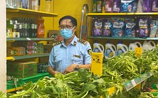Video: Sóc Trăng xử phạt một cửa hàng Bách Hóa Xanh bán không đúng giá niêm yết