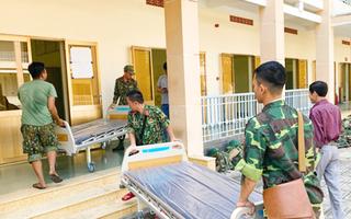 Video: TP.HCM đã chuẩn bị phương án 10.000 giường điều trị COVID-19