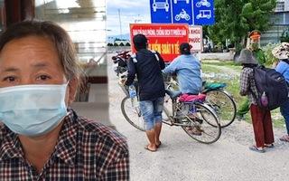 Video: Gặp 4 mẹ con trước lúc lên tàu về quê, sau 10 ngày ròng rã đạp xe gần 300 km