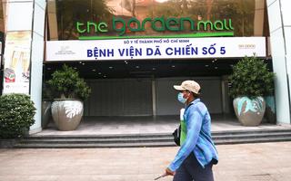 Video: Bệnh viện dã chiến số 5 tại Thuận Kiều Plaza sẵn sàng hoạt động