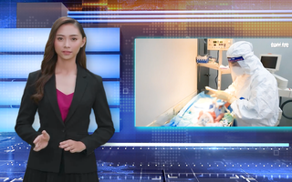 Robot Hỏi - Đáp: Mang thai mắc COVID-19, sản phụ sẽ ra sao? Tiểu thương sẽ được hỗ trợ như thế nào?