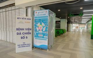 Video: Bàn giao Bệnh viện dã chiến thu dung số 5 tại The Garden Mall cho TP.HCM