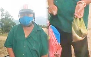 Video: Lại thông tin sai sự thật vụ đi mua cá về ăn bị phạt 2 triệu đồng tại Khánh Hòa