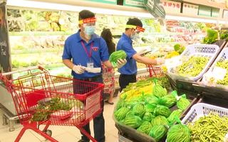 Video: 'Biệt đội giao hàng miễn phí thanh niên TP Vũng Tàu' 50 người giúp dân trong những ngày giãn cách