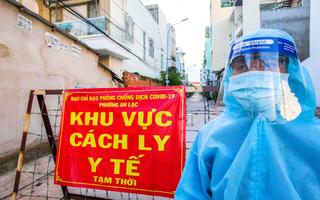 Video: Việt Nam qua 100.000 ca nhiễm; Từ hôm nay, TP.HCM dừng tất cả hoạt động sau 18h