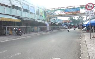 Video: Đóng cửa chợ trung tâm TP Vĩnh Long sau khi phát hiện 2 người bán rau nhiễm COVID-19