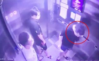 Video: Đề nghị xử phạt thanh niên khạc nhổ, vứt khẩu trang trong thang máy chung cư
