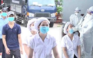 Video: Phát hiện 3 ca F0 là lao động ngoài đăng ký tại một công ty ở Đồng Tháp