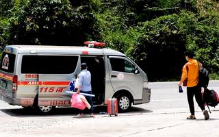 Video: Lâm Đồng chỉ đón người được ưu tiên, có đăng ký, không tiếp nhận người tự về