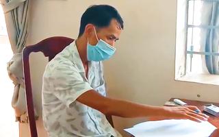 Video: Tự xưng là công an nhận làm 'giấy xét nghiệm COVID-19' cho chủ quán nước