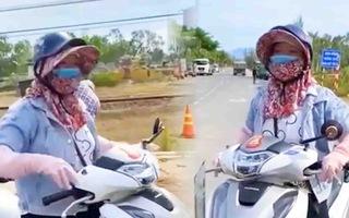 Video: Người phụ nữ quấy rối tại chốt kiểm soát dịch ở Quảng Nam bị phạt 2,5 triệu đồng
