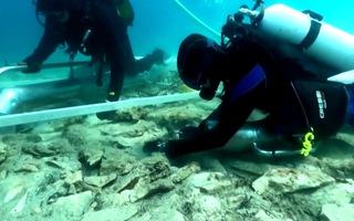 Video: Phát hiện khu định cư 6.000 năm tuổi dưới đáy biển nhờ ảnh vệ tinh