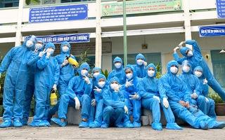 Video: 1.000 sinh viên Trường đại học Y khoa Phạm Ngọc Thạch đăng ký góp sức chống dịch
