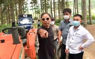 Video: Bắt khẩn cấp người lấn chiếm đất rừng còn chống lực lượng công vụ