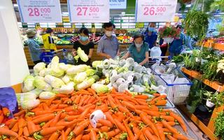 Video: Hàng hóa ở TP.HCM vẫn ê hề, bà con không nên mua gom hay tích trữ quá nhiều