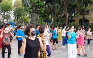 Video: Hà Nội tạm dừng các hoạt động thể dục, thể thao ngoài trời từ 18h 8-7