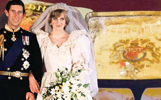 Video: Bí mật về miếng bánh cưới 40 năm tuổi được mua với giá 2.600 USD