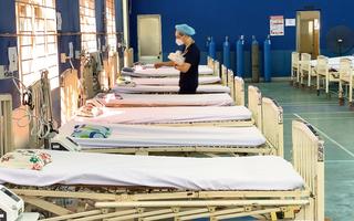 Video: Trường THPT Phú Nhuận được chuyển thành bệnh viện dã chiến 350 giường