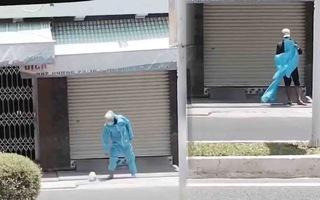 Video: Người nghiện ma túy, mắc COVID-19 trốn khỏi khu phong tỏa ở Nha Trang