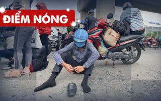 Điểm nóng: Cả nước thêm 9.574 ca; Phát hiện 400 F0 trong nhóm người từ Đồng Nai về Ninh Thuận