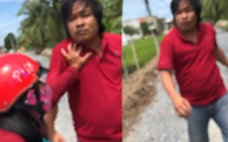 Video: Khởi tố người đánh cán bộ ở Tiền Giang vì không được qua chốt để chở mẹ đi chợ