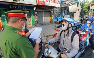 Video: Sáng 16-8, không khai báo di chuyển nội địa, hạn chế được tình trạng dồn ứ người tại chốt