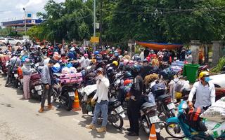 Video: Sau yêu cầu 'ai ở đâu ở đấy', trường hợp nào đã lỡ về trên đường, Đắk Lắk vẫn đón trong ngày 2-8