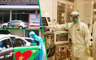 Cùng nhau vượt đại dịch: Những chuyến xe nghĩa tình của GoCar