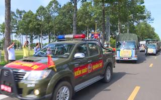 Video: Bình Phước gửi 176 tấn lương thực, thực phẩm thiết yếu cho TP.HCM