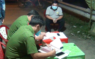 Video: Tài xế nhận chở người trái phép từ TP.HCM về Sóc Trăng với giá 500 ngàn đồng/người