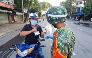 Video: Ngày thứ 2 TP.HCM siết chặt giãn cách, giấy đi đường không hợp lệ, nhiều người quay đầu xe