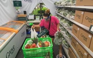 Video: Chuỗi 'siêu thị không người bán' trong khu dân cư ở TP.HCM
