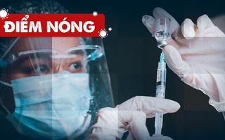 Điểm nóng: Cả nước thêm 13.306 ca; Bộ Y tế phê duyệt khẩn cấp vắc xin Hayat-Vax