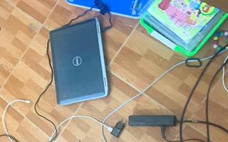 Video: Bé trai ở Hà Nội bị điện giật tử vong khi đang học trực tuyến