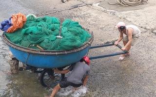 Video: Bão số 5 hướng vào Quảng Trị - Quảng Nam; Đà Nẵng đề phòng mưa cực lớn trên 350mm