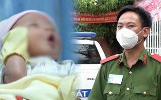 Video: Bé trai sơ sinh bị bỏ rơi trong căn nhà hoang gần chốt kiểm soát dịch ở Thủ Đức
