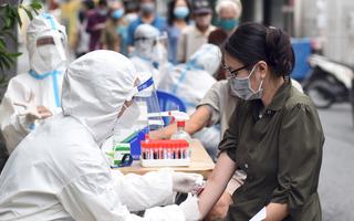 Video: Lấy mẫu 3.600 người dân tại TP.HCM để điều tra kháng thể kháng virus SARS-CoV-2