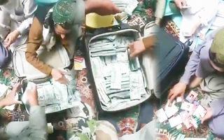 Video: Taliban 'bội thu' nhiều vali chứa đầy đô la Mỹ tại nhà cựu Phó tổng thống Afghanistan