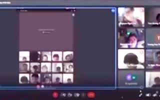 Video: Xác minh clip sinh viên bị 'cho ra khỏi lớp' học online vì nhờ thầy giảng lại