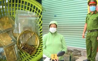 Video: Bắt người phụ nữ trộm hơn 20 lượng vàng và 146 triệu đồng ở Huế