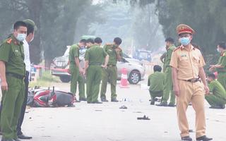 Video: 4 xe máy tông liên hoàn trong đêm Trung thu, 5 thanh thiếu niên tử vong tại Phú Thọ