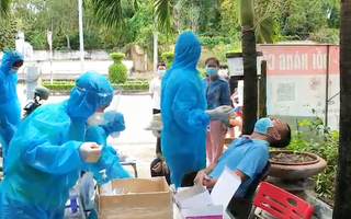 Video: Phú Quốc xét nghiệm COVID-19 cho toàn bộ dân cư trên đảo