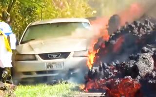 Video: Flycam toàn cảnh dung nham núi lửa tàn phá kinh hoàng ở đảo La Palma