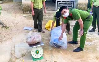 Video: Công an Quảng Ngãi bắt quả tang ô tô chở 6 xác linh trưởng đã đông lạnh