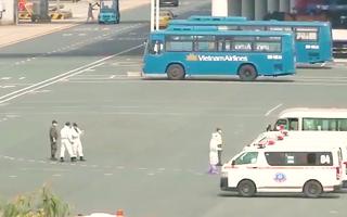 Video: Đề nghị tạm cho nhân viên sân bay Nội Bài sử dụng giấy đi đường mẫu cũ