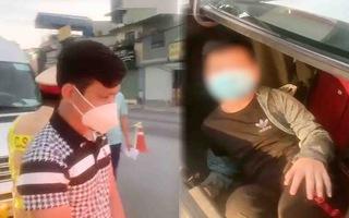 Video: Tài xế 'giấu' bé trai trong cốp ô tô, chở thuê về Thái Bình giá 3 triệu đồng, bị phát hiện ở chốt kiểm dịch