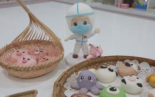 Góc nhìn trưa nay | Bánh trung thu hình thú handmade độc đáo của cô gái 8X