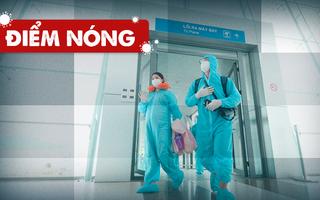 Điểm nóng: Cả nước thêm 12.663 ca; Lâm Đồng cho phép mở lại hoạt động du lịch nội tỉnh
